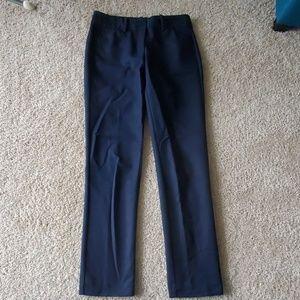 Ann Taylor Factory Signature Pants (Navy)